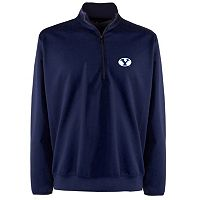 Men's BYU Cougars 1/4-Zip Leader Pullover
