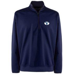 Men's BYU Cougars 1/4-Zip Leader Pullover