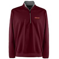 Men's Central Michigan Chippewas 1/4-Zip Leader Pullover
