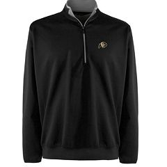 Men's Colorado Buffaloes 1/4-Zip Leader Pullover