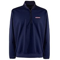 Men's UConn Huskies 1/4-Zip Leader Pullover
