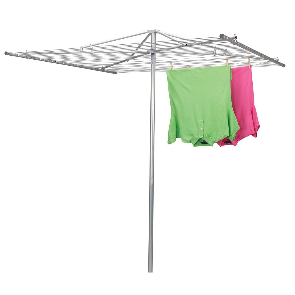 Household Essentials Outdoor Parallel Drying Rack