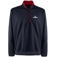 Men's Gonzaga Bulldogs 1/4-Zip Leader Pullover