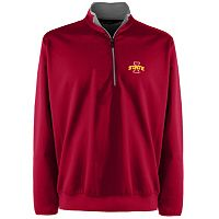 Men's Iowa State Cyclones 1/4-Zip Leader Pullover