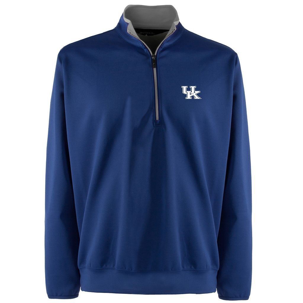 Men's Kentucky Wildcats 1/4-Zip Leader Pullover
