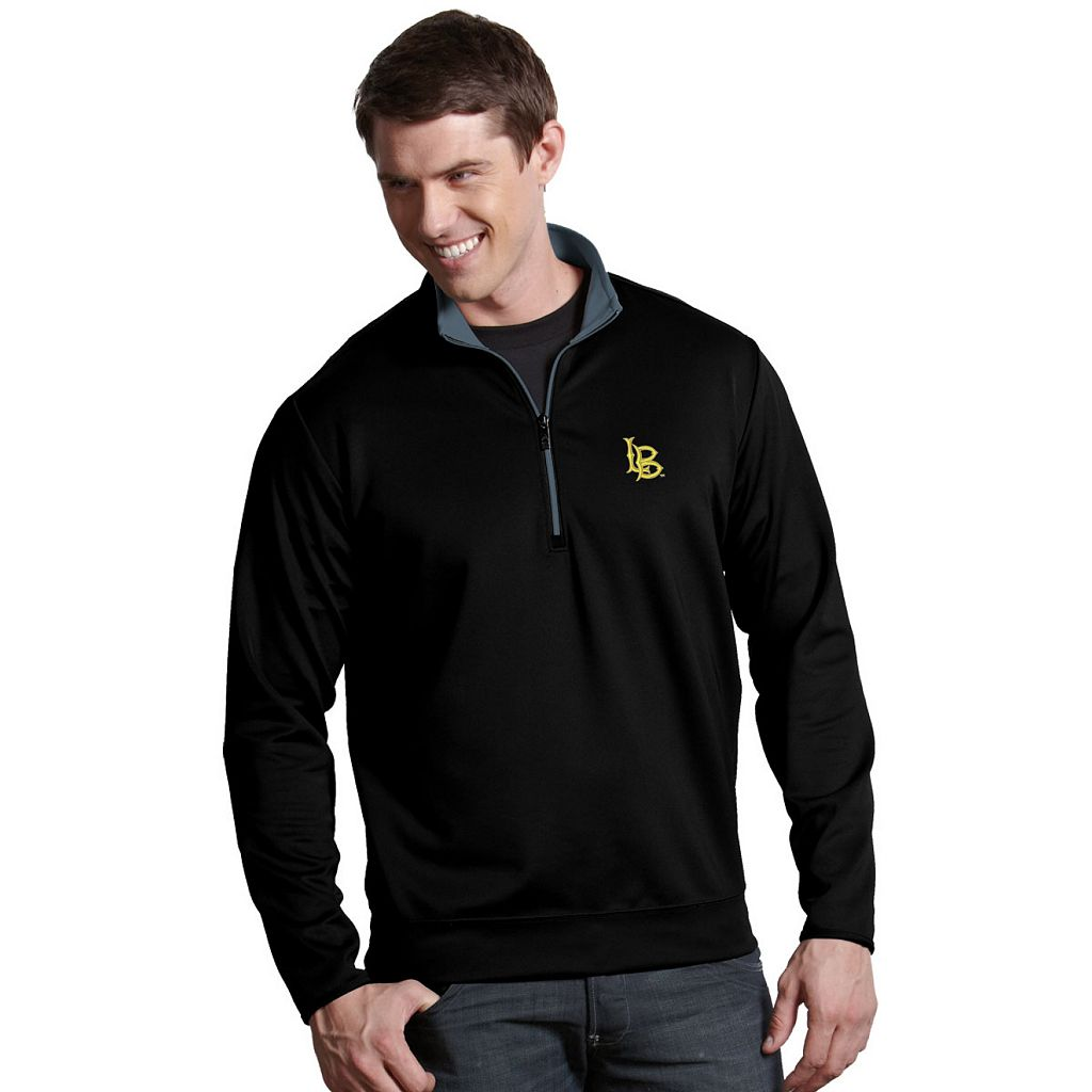 Men's Long Beach State 49ers 1/4-Zip Leader Pullover