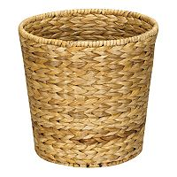 Household Essentials Wicker Wastebasket