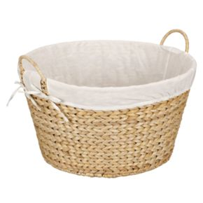 Household Essentials Wicker Laundry Basket