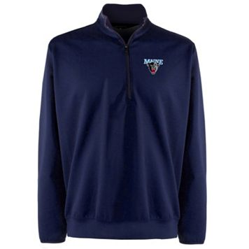 Men's Maine Black Bears 1/4-Zip Leader Pullover