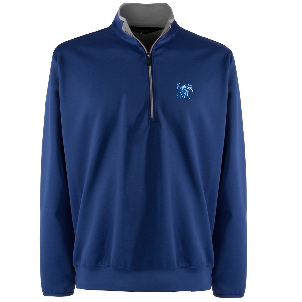 Men's Memphis Tigers 1/4-Zip Leader Pullover