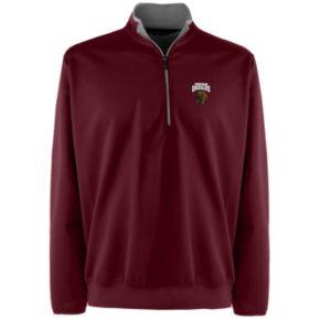 Men's Montana Grizzlies 1/4-Zip Leader Pullover