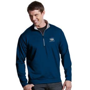 Men's Nevada Wolf Pack 1/4-Zip Leader Pullover