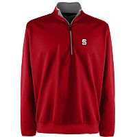 Men's North Carolina State Wolfpack 1/4-Zip Leader Pullover
