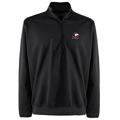 Men's Northern Illinois Huskies 1/4-Zip Leader Pullover