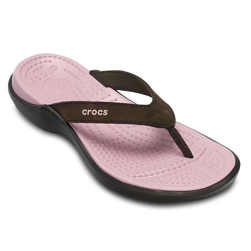 856b948b9df193 Crocs Capri IV Flip-Flops - Women