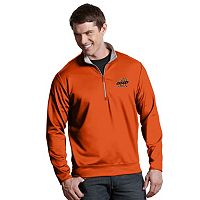 Men's Oklahoma State Cowboys 1/4-Zip Leader Pullover