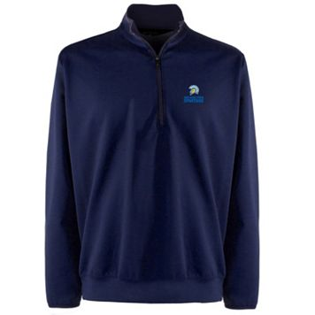 Men's San Jose State Spartans 1/4-Zip Leader Pullover