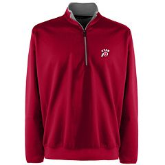 Men's Utah Utes 1/4-Zip Leader Pullover