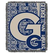 Georgetown Hoyas Jacquard Throw Blanket by Northwest