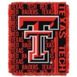 Texas Tech Red Raiders Jacquard Throw Blanket by Northwest