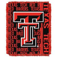 Texas Tech Red Raiders Jacquard Throw Blanket by Northwest