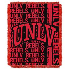UNLV Rebels Jacquard Throw Blanket by Northwest