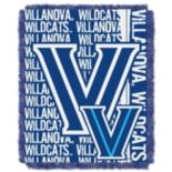 Villanova Wildcats Jacquard Throw Blanket by Northwest