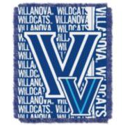Villanova Wildcats Jacquard Throw Blanket by Northwest
