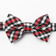 ESPN College GameDay Neckwear Checkered Bow Tie - Men