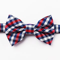 ESPN College GameDay Neckwear Checkered Bow Tie - Men