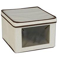 Household Essentials Vision Medium Lidded Storage Box