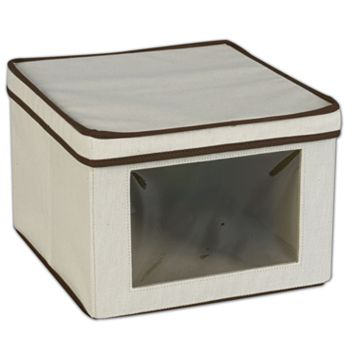 Household Essentials Vision Medium Lidded Storage Box