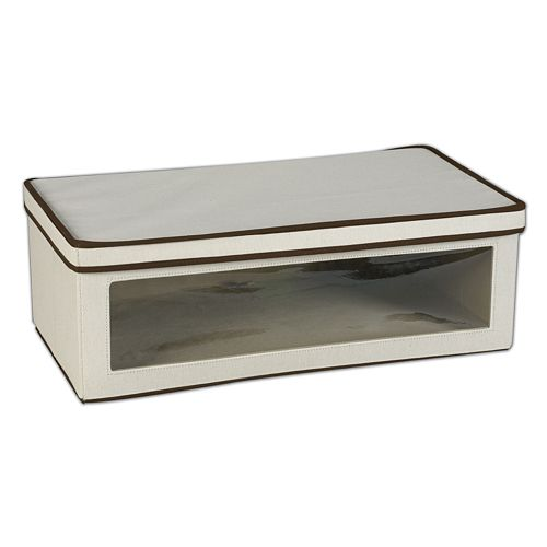 Household Essentials Vision Large Lidded Storage Box