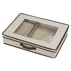 Household Essentials China Tabletop Lidded Storage Chest