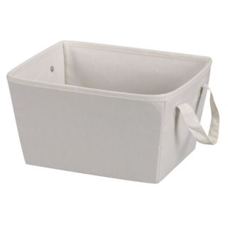 Household Essentials Small Tapered Storage Bin