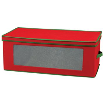 Household Essentials Holiday 36-pc. Ornament Storage Chest