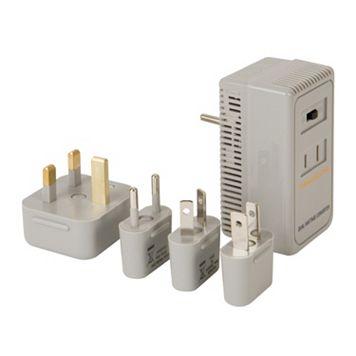 Travelon International Converter & Adapter Plug Set