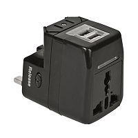 Travelon International Dual USB Charger & Adapter