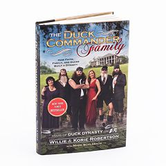 Duck Dynasty 'The Duck Commander Family' Book