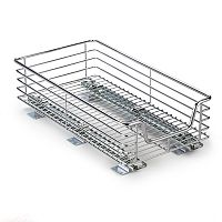 Glidez Extra Deep 11 1/2-in. Sliding Under-Cabinet Organizer