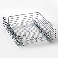 Glidez Extra Deep 20-in. Sliding Under-Cabinet Organizer