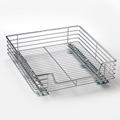 Glidez Extra Deep 20 in Sliding Under-Cabinet Organizer
