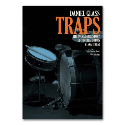 Traps: The Incredible Story of Vintage Drums 2-Disc DVD Set