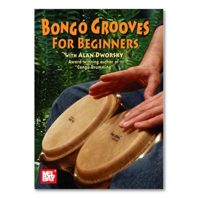 Bongo Grooves for Beginners Instructional DVD - Drums
