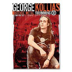 George Kollias Intense Metal Drumming II 2-Disc DVD Set - Drums