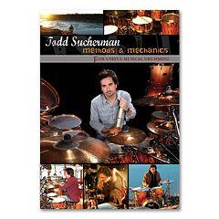 Todd Sucherman: Methods and Mechanics 2-Disc Instructional DVD Set - Drums