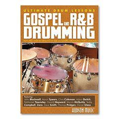 Gospel and R&B Drumming Instructional DVD - Drums
