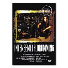 George Kollias: Intense Metal Drumming Instructional DVD - Drums