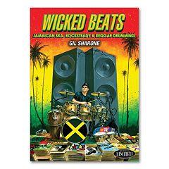 Wicked Beats: Jamaican Ska, Rocksteady & Reggae Drumming Instructional DVD - Drums