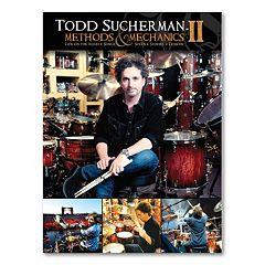 Todd Sucherman Methods & Mechanics II 2-Disc Instructional DVD Set - Drums